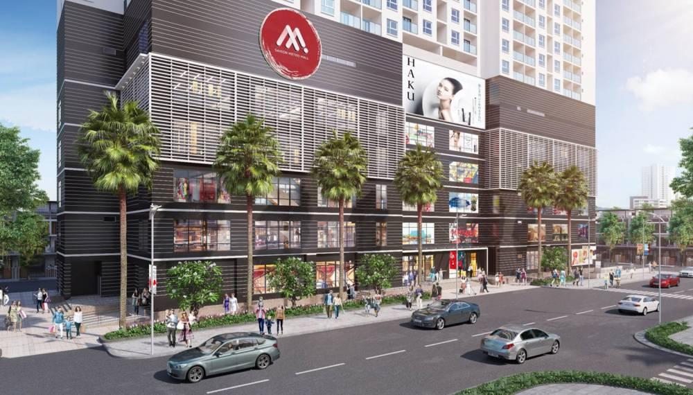 Saigon Metro Mall