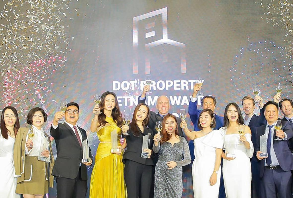 Danh Khôi - ứng cử viên sáng giá tại Dot Property Vietnam Awards 2021