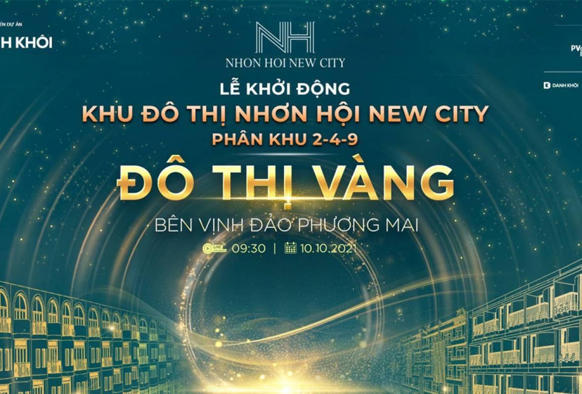 Lễ khởi động Khu đô thị Nhơn Hội New City - Phân Khu 2-4-9