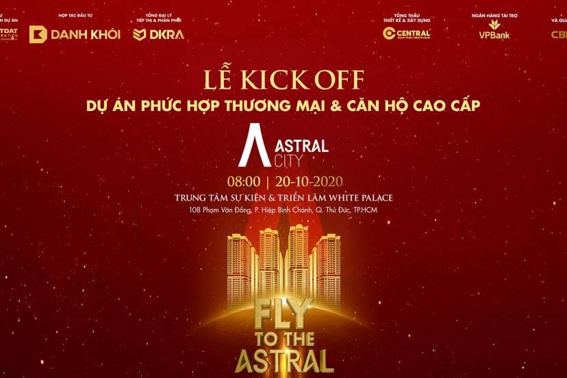Ra Mắt Astral City - Biểu Tượng Tâm Điểm Đô Thị Hạt Nhân