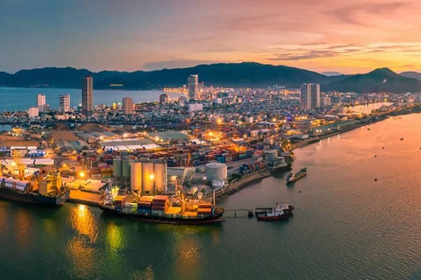Đô thị cảng biển khởi sắc cùng bất động sản công nghiệp