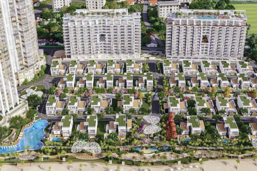 Nhu cầu tìm mua căn hộ nghỉ dưỡng 5 sao tăng mạnh