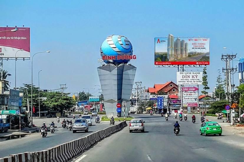 Triển khai trục đại lộ kinh tế, tài chính, dịch vụ lớn nhất Bình Dương tại Thuận An