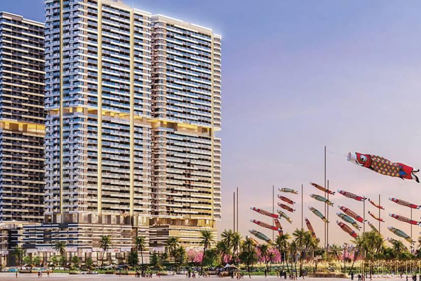 Takashi Ocean Suite Kỳ Co - đô thị biển phong cách Nhật có giá trị đầu tư gần nghìn tỷ USD