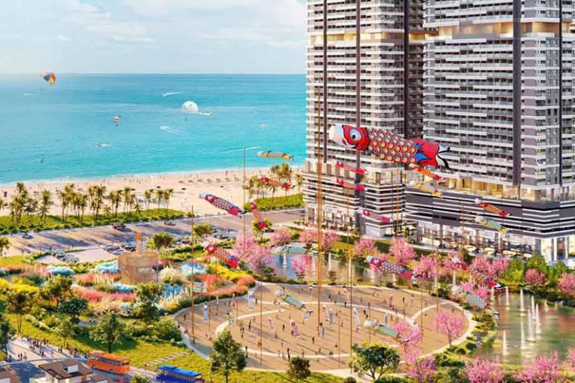 Takashi Ocean Suite Kỳ Co thêm nguồn cung cho bất động sản biển miền Trung