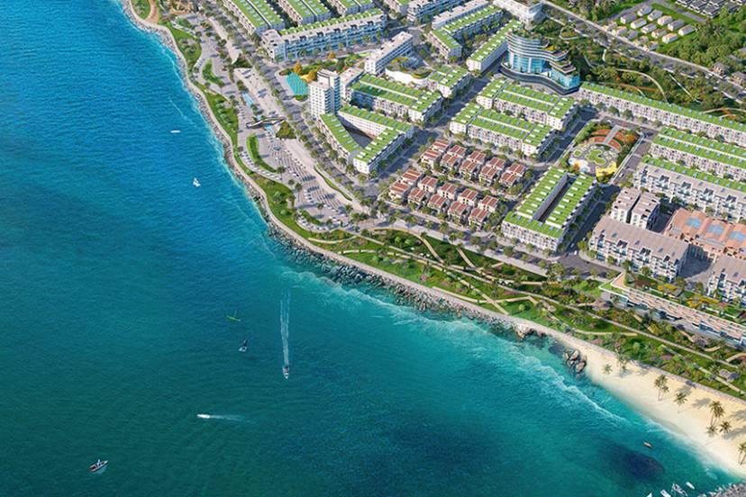 Tập đoàn Danh Khôi hợp tác DKRA VietNam tổ chức nghiên cứu thị trường tối ưu hiệu quả phát triển dự án Phức hợp Đô thị Thương mại – Dịch vụ & Du lịch biển Lagi New City