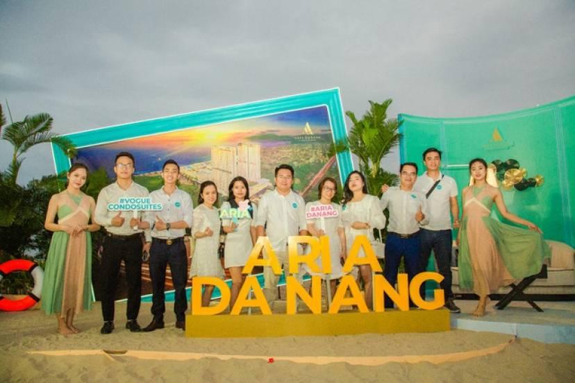 Tập đoàn Danh Khôi khởi động dự án Aria Đà Nẵng - Bùng cảm xúc, sôi động từng khoảnh khắc