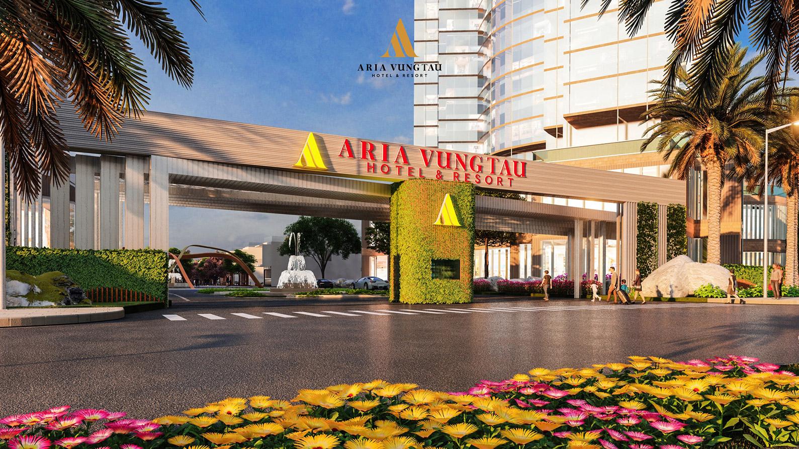 Aria Vung Tau Hotel & Resort