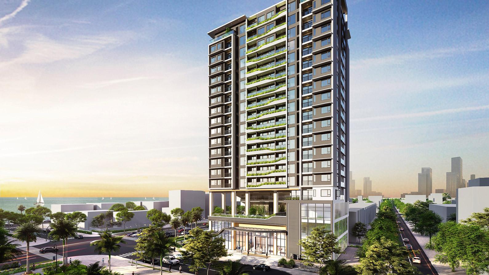 Aria Mui Ne Luxury Apartment