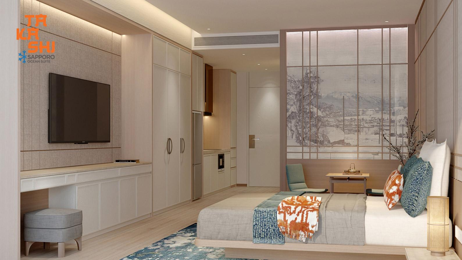 Takashi Ocean Suite Kỳ Co